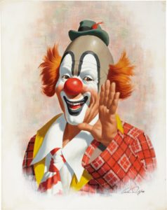 arthur-saron-sarnoff-happy-clown